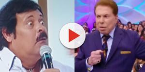 Carlinhos Aguiar fala de demissão no programa de Luciana Gimenez