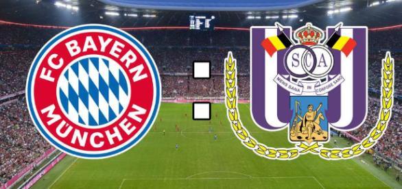 Bayern trifft am Mittwoch auf den RSC Anderlecht (Quelle: tz.de)