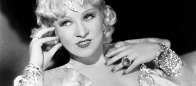 Mae West, um furacão ousado demais
