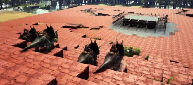 'ARK: Survival Evolved:' To add buffed turrets; Stegos and Veggie Cakes nerfed?