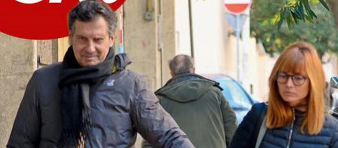 Fabrizio Frizzi: passeggiata e sorrisi. Carlo Conti e la polemica su L'Eredità