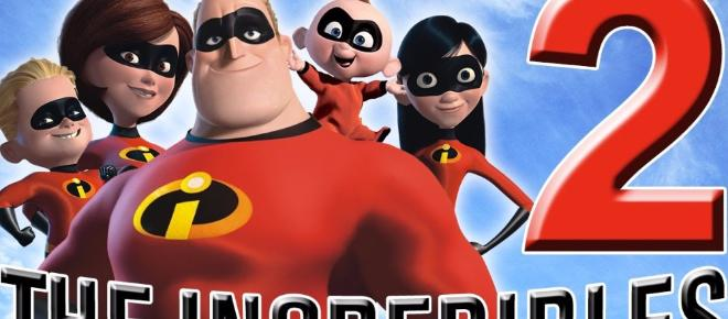 The Incredibles 2 Coming To Our Screens After Nearly Fourteen Years.