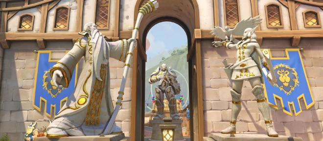 New 'Overwatch' map is out on PTR
