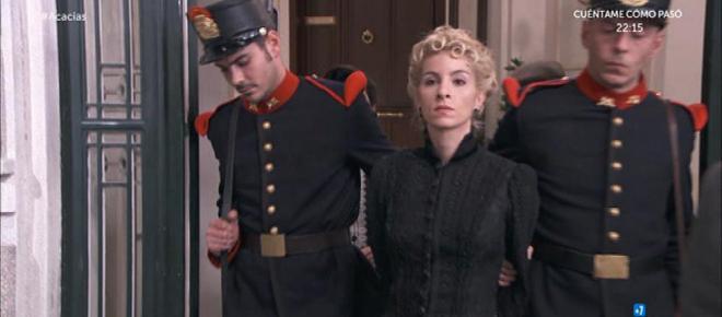 Una Vita trame al 1/12: Felipe ingannato, Cayetana in manette, Susanna ladra
