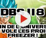 DBS 118 : La fin de l'univers 2 ? Gokû vole les proies de Freezer !