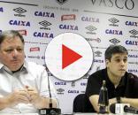 Diretor de futebol e vice-presidente de futebol do Vasco da Gama