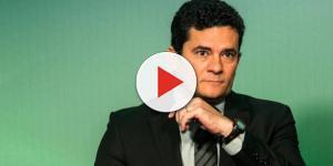 Sérgio Moro faz discurso em Congresso no Paraná para procuradores
