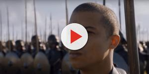 The Unsullied takes the center stage this time due to photo leaks of the 'GoT' film set. - [Image via The Genie/YouTube screencap]