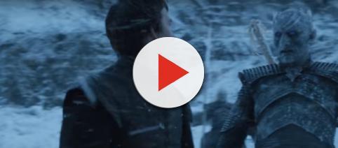 Bran and the Night King / [image via Kristina R/YouTube Screen-cap]