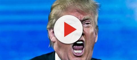 Donald Trump angry, via Twitter