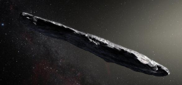 First Interstellar Asteroid `Oumuamua is Like Nothing Seen Before ... - spaceref.com