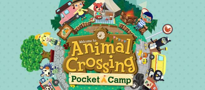 'Animal Crossing: Pocket Camp' available now