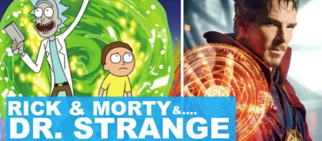 'Rick and Morty' meets Marvel Universe in a never before seen mashup