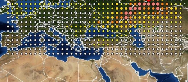 Svelato il mistero della radioattività da Rutenio-106 in Italia