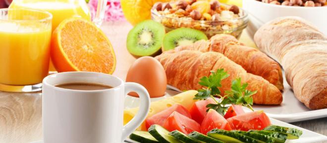Los mejores menús para desayunar y adelgazar