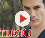 Bruno, vilão da novela mexicana ''Sortilégio''