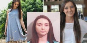 A moça foi presa acusada de assédio