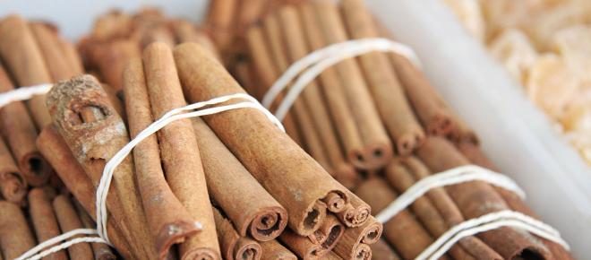 Cinnamon study raises fat loss hopes