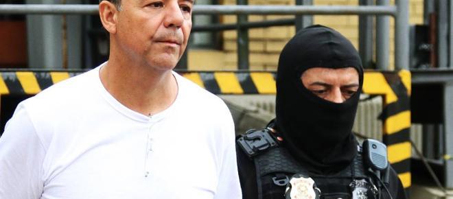 Os três últimos governadores do Rio de Janeiro estão presos