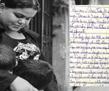 Rebeca diz não ter condições de criar um terceiro filho (Foto: Debora Diniz)