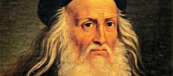 Black Friday: livro revela biografia inédita de Leonardo da Vinci