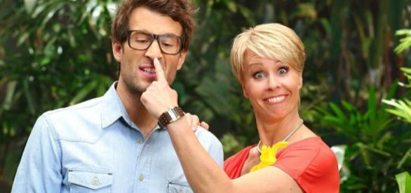 Sonja Zietlow und Daniel Hartwich - die Dschungelcamp-Moderatoren - rp-online.de