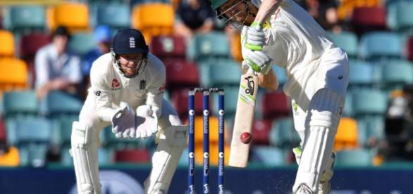 Australia On The Brink Of Victory In First Ashes Test In Brisbane - thesportsman.com