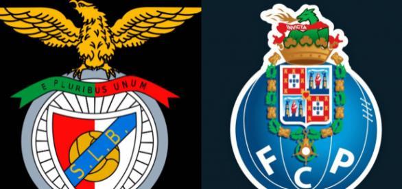 Benfica e FC Porto, dois grandes rivais no desporto português