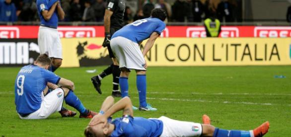 Italy lose to Sweden in play-off, won't play a FIFA World Cup ... - hindustantimes.com