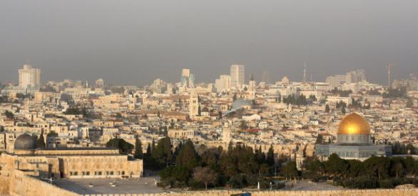 The modish kow-towing to Palestinian threats is tiresome and boring. Recognition of Jerusalem is long overdue. Image credit: npr.org