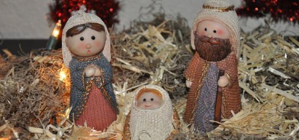 El pesebre es el gran ausente en las navidades norteamericanas