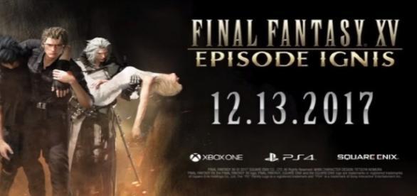 'Final Fantasy XV' Update: Neue Details für 'Episode Ignis' für den 29. November - otakukart.com