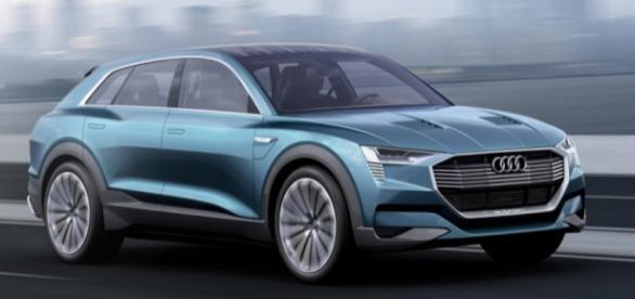 Zukunft von Audi und VW - 2018 kommt Audis Konkurrent für das ... - sueddeutsche.de