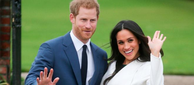 Le Prince Harry épousera Meghan Markle au printemps 2018