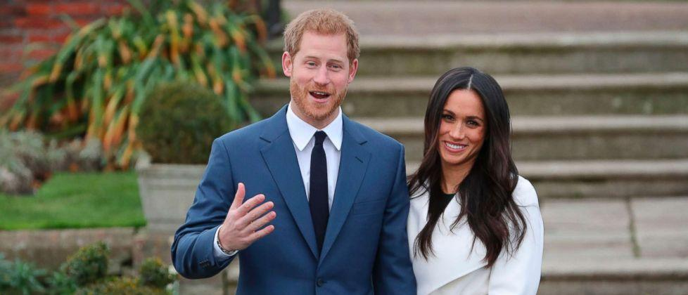 Prince Harry 'thrilled' about engagement to Meghan Markle