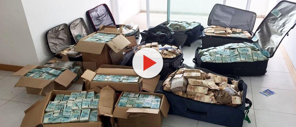 Geddel e seu irmão são acusados de lavagem de dinheiro e associação criminosa