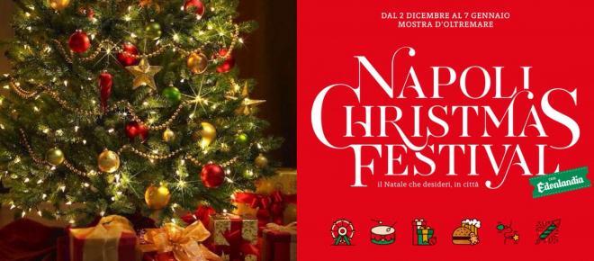 Un grande evento ci attende: il Christmas Festival 2017