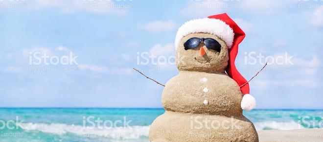 Natale in Australia tra mare sole e surf