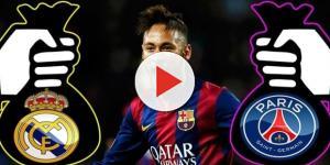 Neymar Junior al Rela Madrid a cambio de Asensio