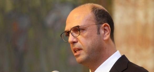 Il capo di Alternativa Popolare, Angelino Alfano