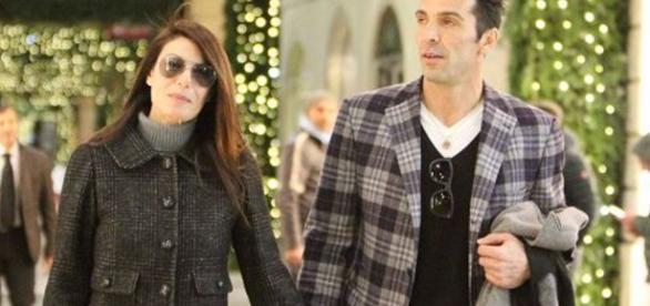 Ilaria D'Amico e Gigi Buffon sposi?