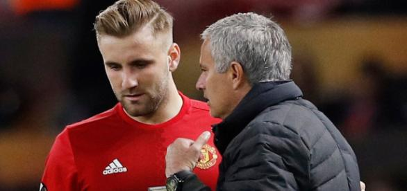Manchester United's Luke Shaw a £27m misfit after sliding from No1 ... - mirror.co.uk