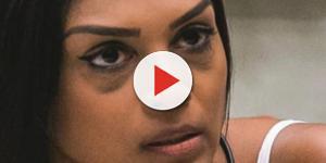 Ex-BBB Amanda sofria com sua olheiras