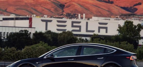 Elon Musk has shared some snaps of Tesla's first mass market ... - cityam.com