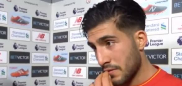 Emre Can & Wijnaldum - Post Match Interview - image credit - FootballEnthusiast HQ | YouTube
