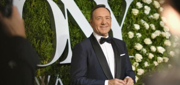 Kevin Spacey Tony Awards June 2017 - billboard.com