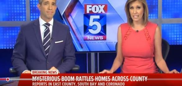 Origem do sinistro barulho, ouvido por milhares de moradores, permanece uma incógnita (FOX News)