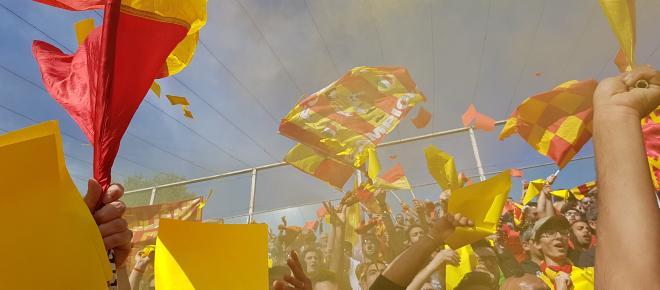 Il Lecce pareggia con l'ultima, ma i tifosi vincono: ecco perchè