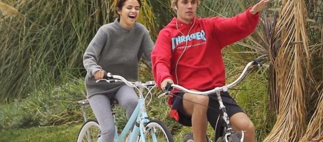 Justin y Selena Gómez muy cerca nuevamente