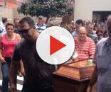 Enterro de Kelly causou comoção em familiares e amigos